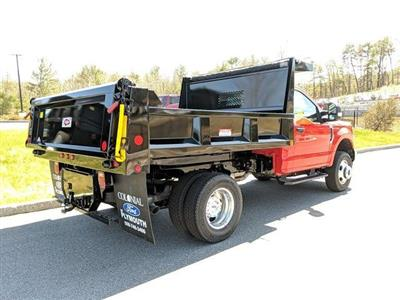 2020 Ford F-350 Regular Cab DRW 4x4, Iroquois Brave Series Steel Dump Body #N9184 - photo 2