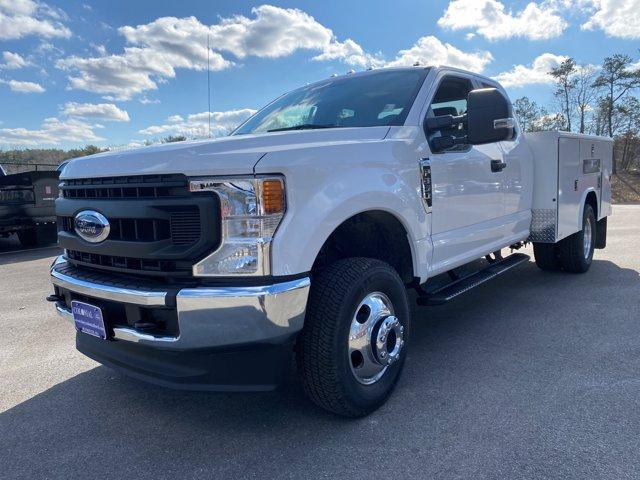 2020 Ford F-350 Super Cab DRW 4x4, Service Body #N9189 - photo 3