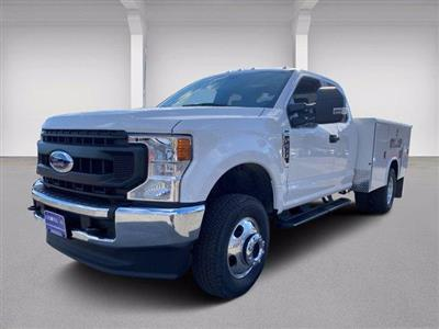 2020 Ford F-350 Super Cab DRW 4x4, Service Body #N9189 - photo 1
