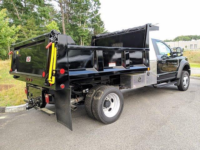 2020 Ford F-550 Regular Cab DRW 4x4, Iroquois Brave Series Steel Dump Body #N9196 - photo 2