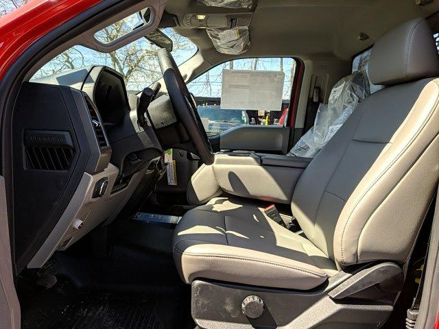 2020 F-550 Regular Cab DRW 4x4, Iroquois Dump Body #N9197 - photo 11