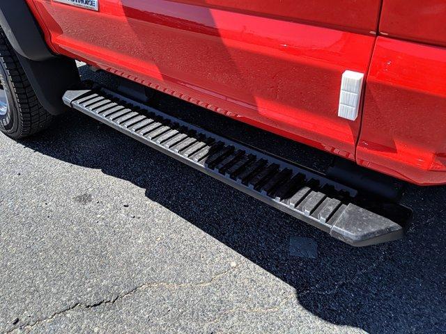 2020 Ford F-550 Regular Cab DRW 4x4, Iroquois Brave Series Steel Dump Body #N9197 - photo 17