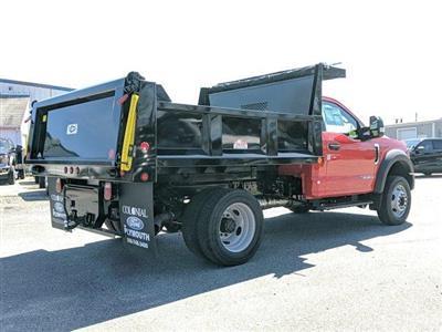 2020 Ford F-550 Regular Cab DRW 4x4, Iroquois Brave Series Steel Dump Body #N9197 - photo 2