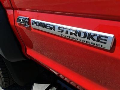 2020 Ford F-550 Regular Cab DRW 4x4, Iroquois Brave Series Steel Dump Body #N9197 - photo 7