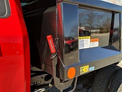 2020 Ford F-550 Regular Cab DRW 4x4, Iroquois Brave Series Steel Dump Body #N9197 - photo 8