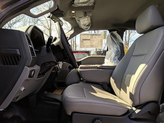 2020 Ford F-550 Super Cab DRW 4x4, Iroquois Brave Series Steel Dump Body #N9198 - photo 11