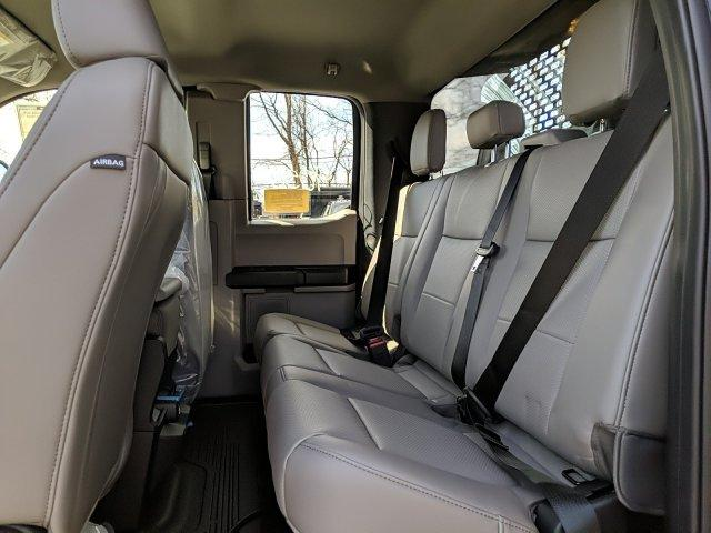 2020 Ford F-550 Super Cab DRW 4x4, Iroquois Brave Series Steel Dump Body #N9198 - photo 12