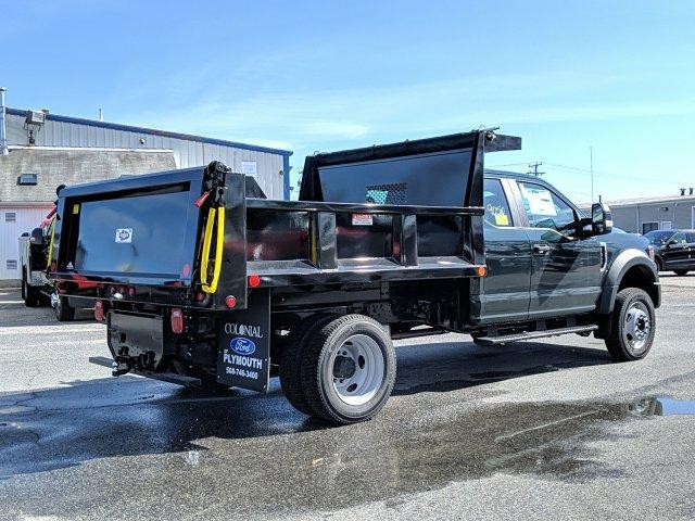 2020 Ford F-550 Super Cab DRW 4x4, Iroquois Dump Body #N9198 - photo 1