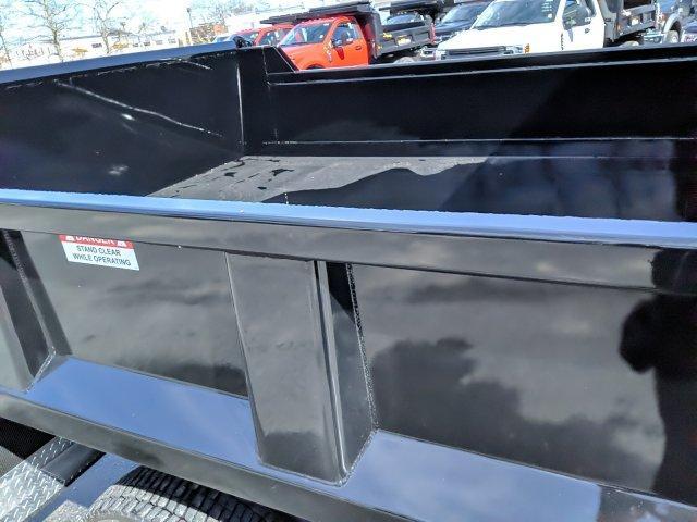 2020 Ford F-550 Super Cab DRW 4x4, Iroquois Brave Series Steel Dump Body #N9198 - photo 16