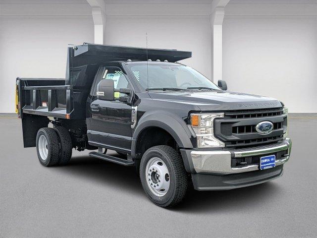 2020 Ford F-550 Regular Cab DRW 4x4, Iroquois Brave Series Steel Dump Body #N9199 - photo 1