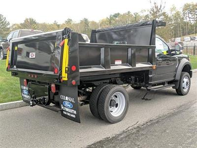 2020 F-550 Regular Cab DRW 4x4, Iroquois Brave Series Steel Dump Body #N9199 - photo 2