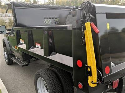 2020 F-550 Regular Cab DRW 4x4, Iroquois Brave Series Steel Dump Body #N9199 - photo 24