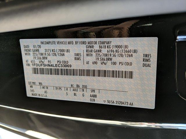 2020 Ford F-550 Regular Cab DRW 4x4, Iroquois Brave Series Steel Dump Body #N9201 - photo 8