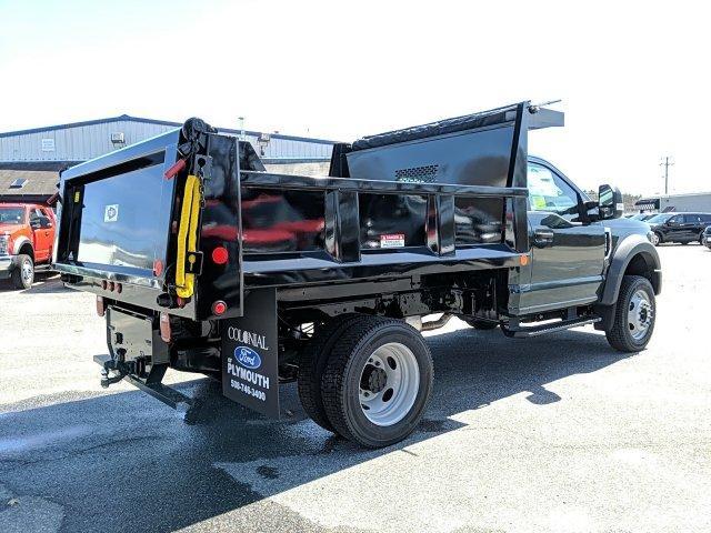 2020 Ford F-550 Regular Cab DRW 4x4, Iroquois Brave Series Steel Dump Body #N9201 - photo 2