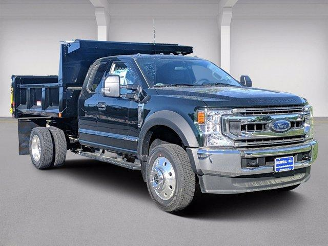 2020 Ford F-550 Super Cab DRW 4x4, Iroquois Brave Series Steel Dump Body #N9202 - photo 1