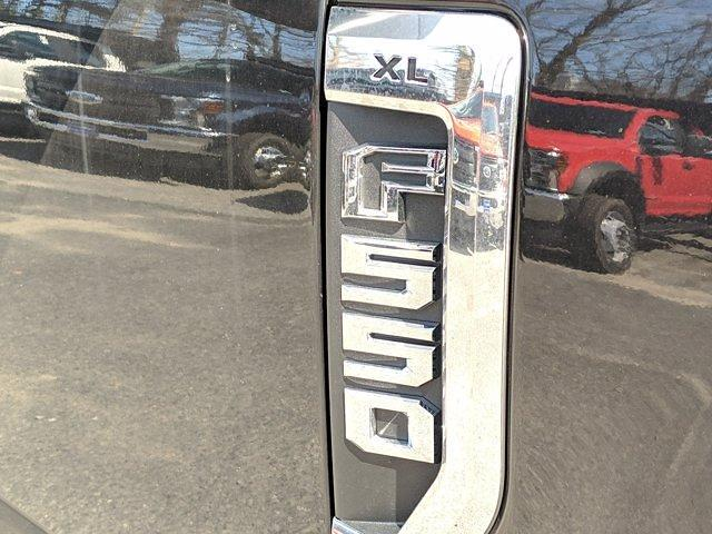 2020 Ford F-550 Regular Cab DRW 4x4, Rugby Landscape Dump #N9213 - photo 13