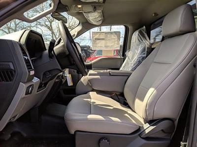 2020 Ford F-550 Regular Cab DRW 4x4, Rugby Landscape Dump #N9213 - photo 7