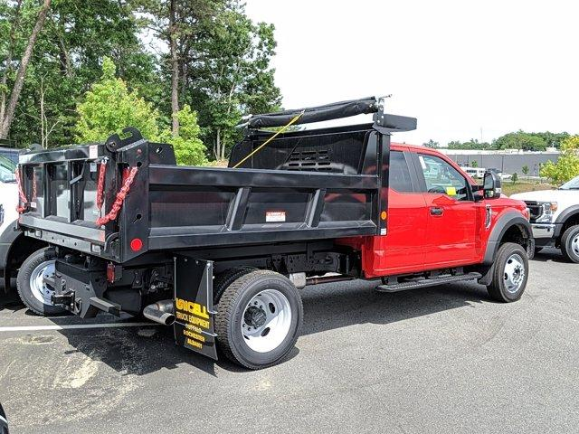 2020 Ford F-550 Super Cab DRW 4x4, Reading Marauder Dump Body #N9262 - photo 2