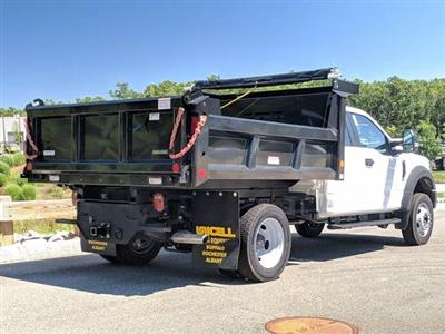 2020 Ford F-550 Super Cab DRW 4x4, Reading Marauder Dump Body #N9263 - photo 2