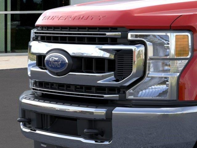 2020 Ford F-350 Super Cab 4x4, Reading Classic II Steel Service Body #N9275 - photo 17