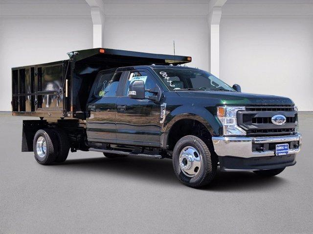 2020 Ford F-350 Crew Cab DRW 4x4, Super Hauler Landscape Dump #N9282 - photo 1