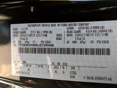 2020 Ford F-350 Crew Cab DRW 4x4, Super Hauler Landscape Dump #N9282 - photo 18