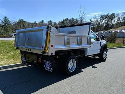 2020 Ford F-550 Regular Cab DRW 4x4, Iroquois Brave Series Stainless Steel Dump Body #N9283 - photo 2