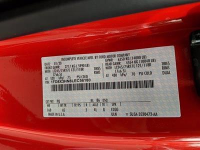 2020 Ford F-350 Super Cab DRW 4x4, Reading Classic II Aluminum  Service Body #N9299 - photo 18