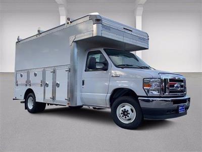 2021 Ford E-350 4x2, Dejana DuraCube Service Utility Van #N9300 - photo 1