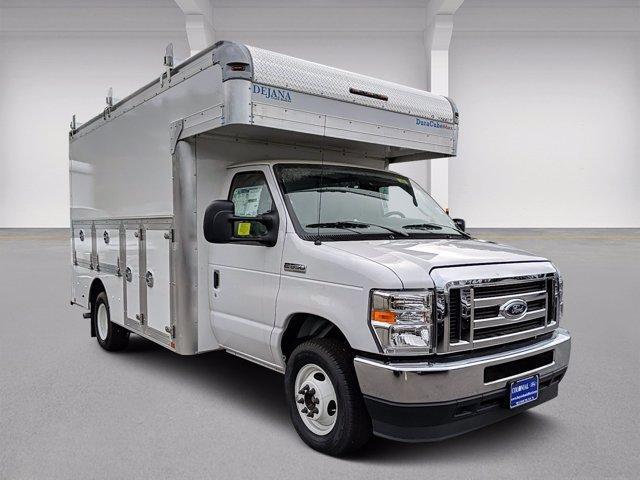 2021 Ford E-350 RWD, Dejana DuraCube Max Service Utility Van #N9301 - photo 1