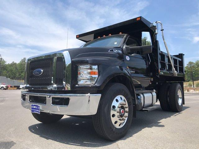 2021 Ford F-650 Regular Cab DRW 4x2, SH Truck Bodies Dump Body #N9303 - photo 1