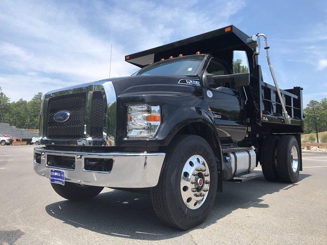 2021 Ford F-650 Regular Cab DRW 4x2, SH Truck Bodies Dump Body #N9303 - photo 3
