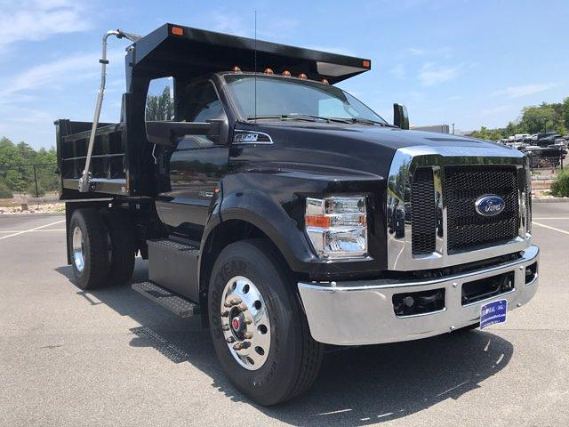 2021 Ford F-650 Regular Cab DRW 4x2, SH Truck Bodies Dump Body #N9303 - photo 26