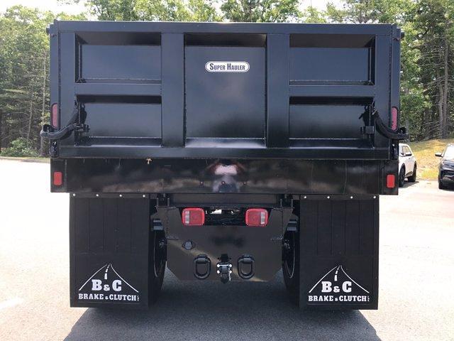 2021 Ford F-650 Regular Cab DRW 4x2, SH Truck Bodies Dump Body #N9303 - photo 5