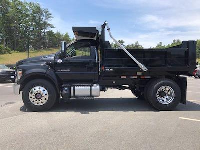 2021 Ford F-650 Regular Cab DRW 4x2, SH Truck Bodies Dump Body #N9303 - photo 4