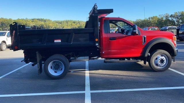 2020 Ford F-550 Regular Cab DRW 4x4, Reading Marauder Dump Body #N9306 - photo 8