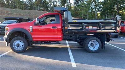 2020 Ford F-550 Regular Cab DRW 4x4, Reading Marauder Dump Body #N9306 - photo 5