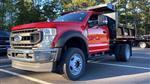 2020 Ford F-550 Regular Cab DRW 4x4, Reading Marauder Dump Body #N9306 - photo 4