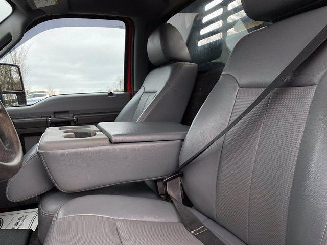 2016 Ford F-550 Regular Cab DRW 4x4, Dump Body #N9306A - photo 10