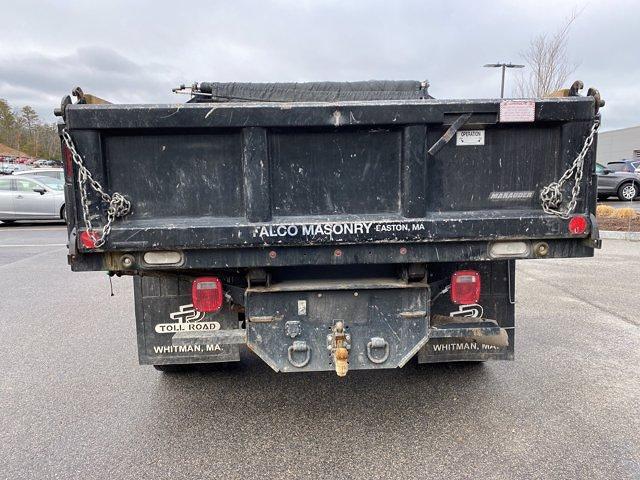 2016 Ford F-550 Regular Cab DRW 4x4, Dump Body #N9306A - photo 3