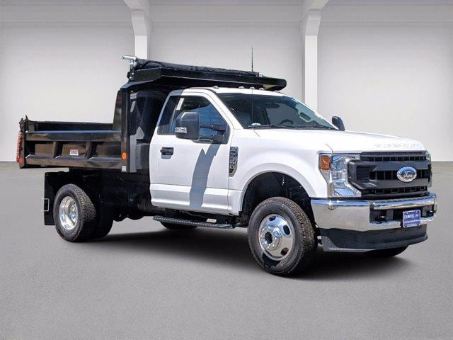 2020 Ford F-350 Regular Cab DRW 4x4, Reading Marauder Dump Body #N9307 - photo 1