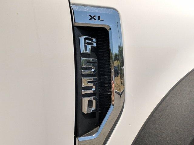 2020 Ford F-550 Regular Cab DRW 4x4, Rugby Landscape Dump #N9324 - photo 5