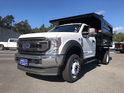 2020 Ford F-550 Regular Cab DRW 4x4, Rugby Landscape Dump #N9324 - photo 1