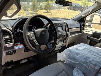2020 Ford F-550 Regular Cab DRW 4x4, Rugby Landscape Dump #N9324 - photo 3