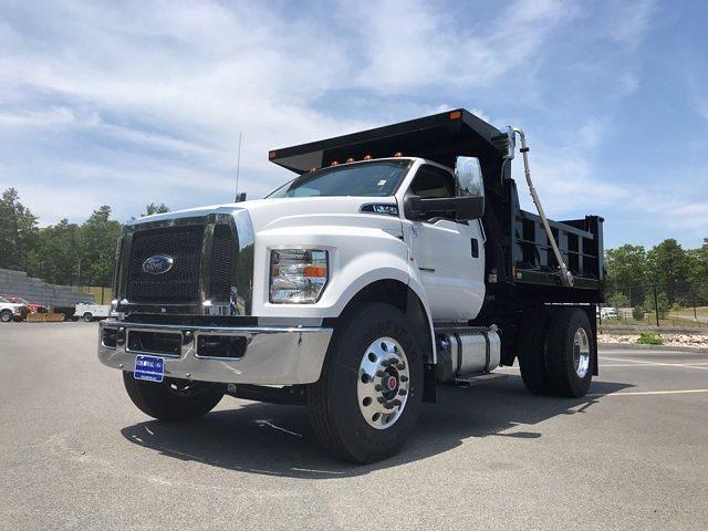 2021 Ford F-650 Regular Cab DRW 4x2, SH Truck Bodies Dump Body #N9455 - photo 3