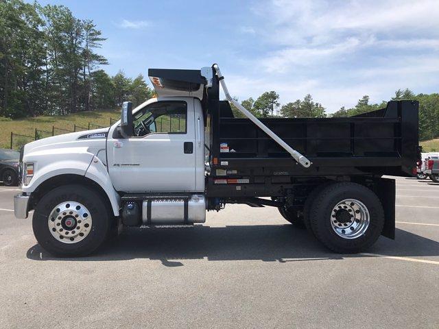2021 Ford F-650 Regular Cab DRW 4x2, SH Truck Bodies Dump Body #N9455 - photo 4