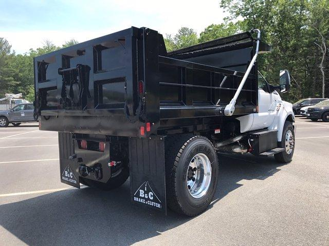 2021 Ford F-650 Regular Cab DRW 4x2, SH Truck Bodies Dump Body #N9455 - photo 7