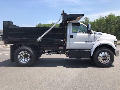 2021 Ford F-650 Regular Cab DRW 4x2, SH Truck Bodies Dump Body #N9455 - photo 8