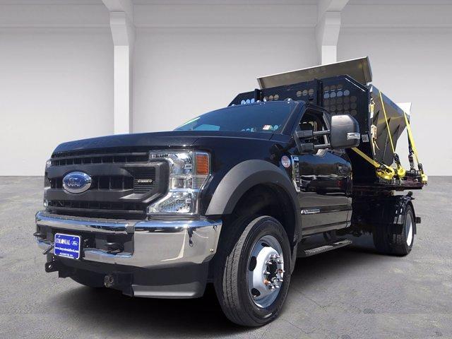 2020 Ford F-550 Regular Cab DRW 4x4, Roll-Off Body #N9456A - photo 1