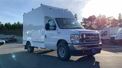 2021 Ford E-350 4x2, Unicell Aerocell CW Cutaway Van #N9459 - photo 1